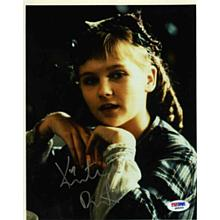 Kirsten Dunst Very Young Signed 8x10 Photo Certified Authentic PSA/DNA COA