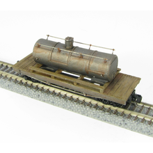 Nn3 Scale Tank Car