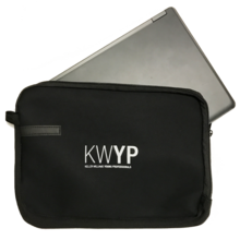 "13"" KWYP Laptop Sleeve"