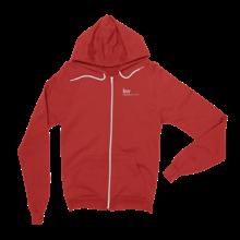 Take Territory - red hoodie