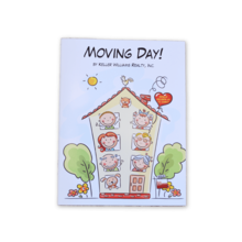 Moving Day! Coloring Book (10-pack)