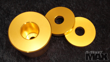 Z33 350Z G35 Solid Diff Bushing with Rigid Collar set