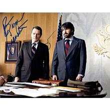 Argo Cast Ben Affleck + Bryan Cranston Signed 11x14 Photo Certified Authentic PSA/DNA COA