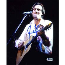 James Taylor Signed 8x10 Photo Certified Authentic Beckett BAS COA