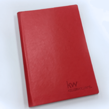 Red Label Journal Cover