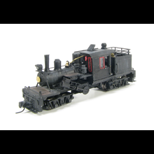 Nn3 Class B 26 Ton Climax Locomotive Shell Kit