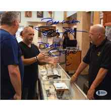 Steve Grad Pawn Stars Signed 8x10 Photo Certified Authentic Beckett BAS COA