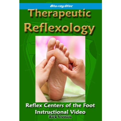BRD - Therapeutic Reflexology for the Feet 2-Disc Set Blu-Ray 2-Disc Set