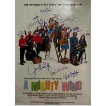 A Mighty Wind Cast Poster by 17 Certified Authentic PSA/DNA COA