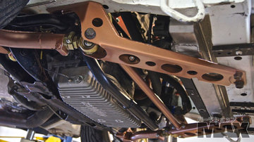 Tension Rod Brackets and Brace bar set for S14
