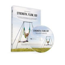 Level II Yoga Trapeze DVD - Strength, Flow, Go!