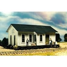N Ft. Davis Railroad Depot