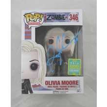 Rose McIver iZombie 346 Signed Funko Pop Certified Authentic JSA COA