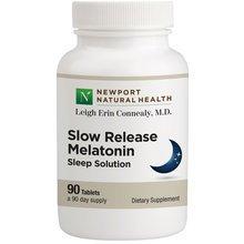 Slow Release Melatonin