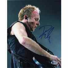 Phil Collen Def Leppard Signed 8x10 Photo Certified Authentic Beckett BAS COA