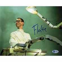 Christian Flake Lorenz Rammstein Signed 8x10 Photo Certified Authentic Beckett BAS COA