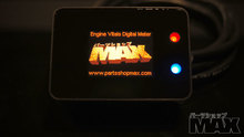 MAX Engine Vitals Digital Meter with FULL COLOR screen