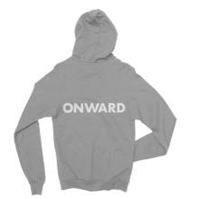 Grey Onward Lightweight Hoodie