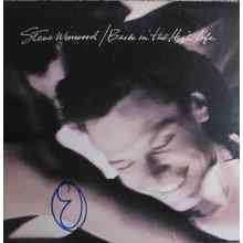 Steve Winwood Back in the High Life Signed Record Album LP Certified Authentic JSA COA