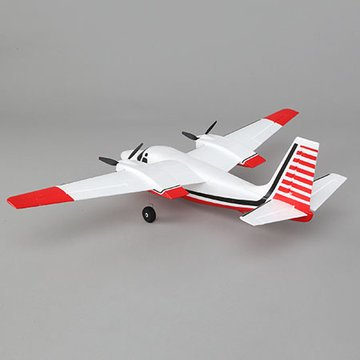E-flite UMX Aero Commander BNF Basic with AS3X (EFLU5850
