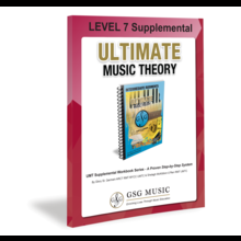 UMT LEVEL 7 Supplemental Workbook