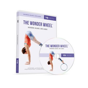DVD The Wonder Wheel™ Let's Get Rollin'! Level beginning and intermediate