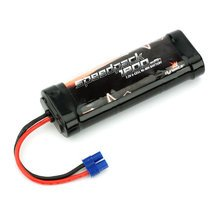 Speedpack 1800mAh Ni-MH 6-Cell Flat with EC3 Conn