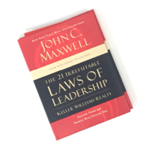 21 Irrefutable Laws of Leadership (single)