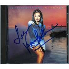 Vanessa Williams Signed CD Cover Certified Authentic Beckett BAS COA