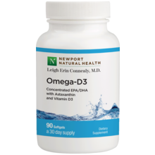 Omega-D3 with Astaxanthin