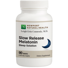 Slow Release Melatonin