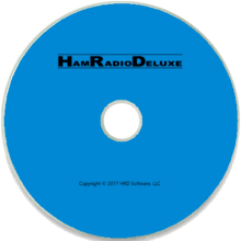 Ham Radio Deluxe Software on CD (software license sold separately)