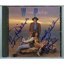 Wilson Philips Band Signed CD Certified Authentic Beckett BAS COA