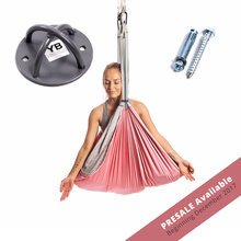 PRE-SALE Baby Pink Yoga Trapeze and Ceiling Hooks Bundle AVAILABLE Beginning of December 2017!