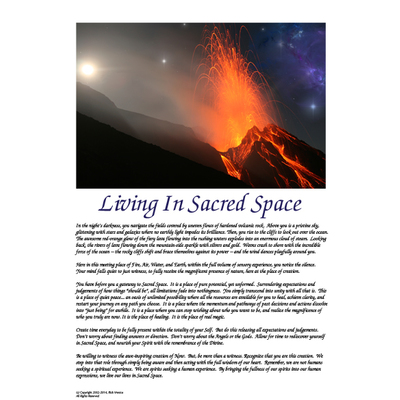 Art: Living In Sacred Space