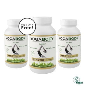 Buy 2 Get 1 Free! Free Shipping! YOGABODY® Stretch (Fleximine)