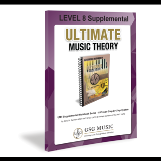 UMT LEVEL 8 Supplemental Workbook