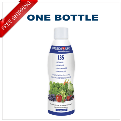 1 Bottle - EVERY 30 DAYS