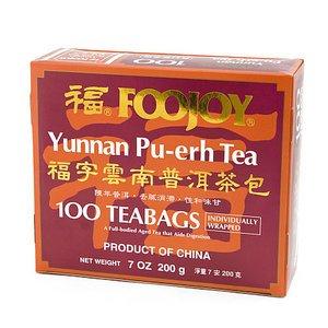 Yunnan Pu-erh Tea - Foojoy