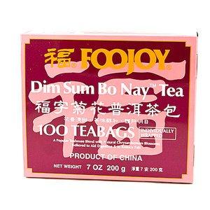 Dim Sum Pu-erh Tea - Foojoy