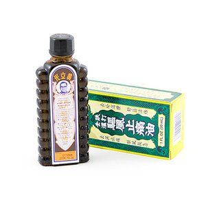 Wong Lop Kong Medicated Oil