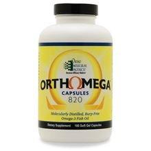 Orthomega 820 Capsules - 120CT
