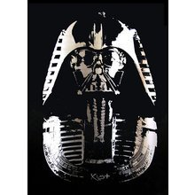 "Xist ""Darth-Tut"" Stainless Steel"
