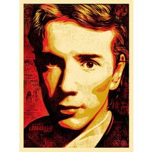 "Obey Giant ""Product Of Your Society - John Lydon"" Signed Screenprint"