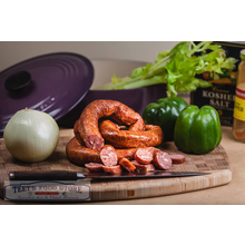 Smoked Pure Pork Sausage 5 pound pack