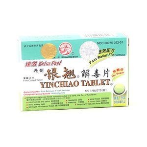Yinchiao Tablet - Extra Fast