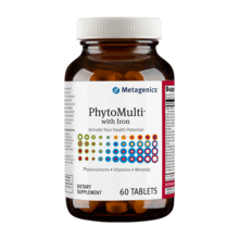 PhytoMulti with Iron - 60CT Tablets