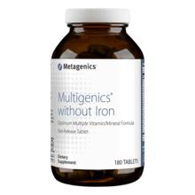 Multigenics without Iron 180CT