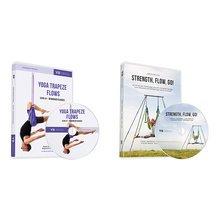 2 DVDs Level II Trapeze Tutorials