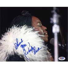 Roberta Flack Signed 8x10 Photo Certified Authentic PSA/DNA COA